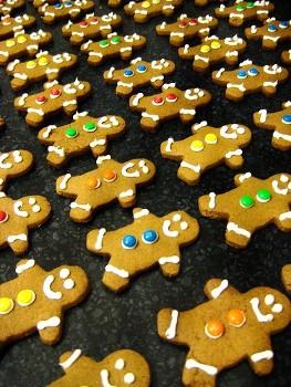 gingerbread men neighbors